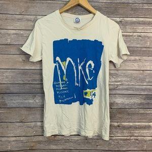 Vintage Milwaukee 414 T-shirt